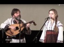 Жданкины Василий и Анастасия.Концерт 22 января 2012 г. Дом кино