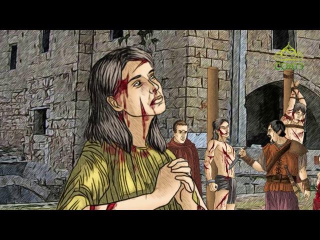 Мульткалендарь 7 февраля Мученица Филицата и семь её сыновей