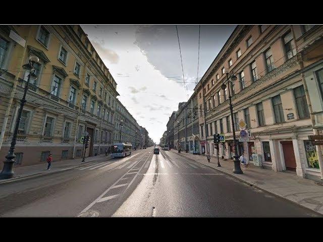 Санкт Петербург Сан Питер Нево кий не святое а светое место АЗ БУКА ИЗТИНЫ РУСЬ 7