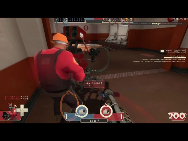 TF2 Pyro Phlogistonator and Turbine