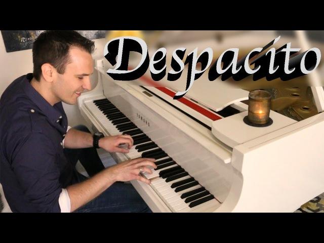 Despacito Crazy Latin Jazz Piano Cover Jonny May