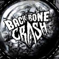 Логотип  Backbone Crash Metal Band