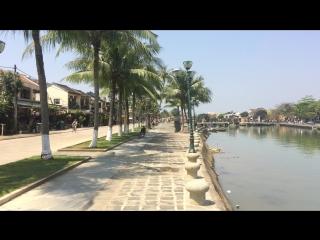 Город Hoi An ( Вьетнам) март 2017
