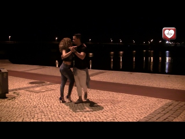 Fábio e Nyna C4 Pedro Vou Ter Saudades Dance Act