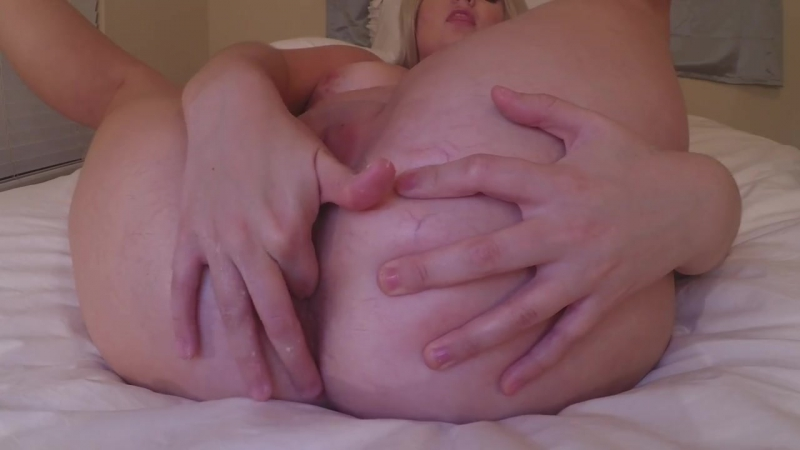 ANAL PRACTICE! Toys Make Me CUM!! Dripping Wet Pussy - VelvetTouch