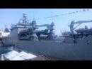 ВМС Турции. Десантный корабль Байрактар (Bayraktar) прибыл в Одессу.