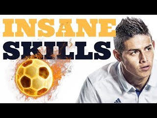 JAMES RODRIGUEZ INSANE AMAZING SKILLS HD RECOMMENDED
