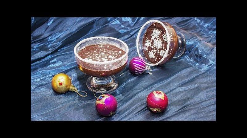 Кофейно шоколадный мусс