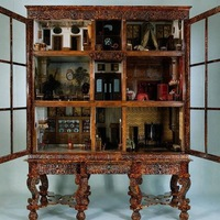 Кукольные домики, кукольная мебель