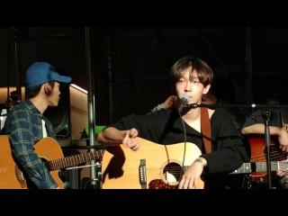 170924 South Club 남태현 (대구버스킹04) - MENT2 콘서트이야기