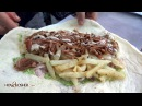 How Kosher Israeli Shawarma is Prepared الشاورما איך להכין שווארמה כשר