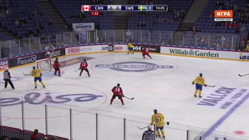 Кубок Карьялы. Канада - Швеция