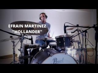 "Meinl Cymbals Efran Martinez  ""Hollander"""