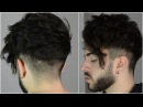 TEXTURE, WAVES VOLUME DONE EASY | Mens Disconnected Undercut 2017