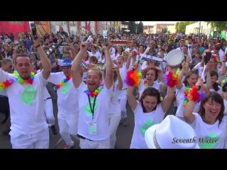 Бразилия, Бразилия !  А это вам чем не БРАЗИЛИЯ !!      Street! Music! Song! Dance!