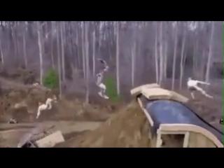 Суровый аквапарк по-Челябински....