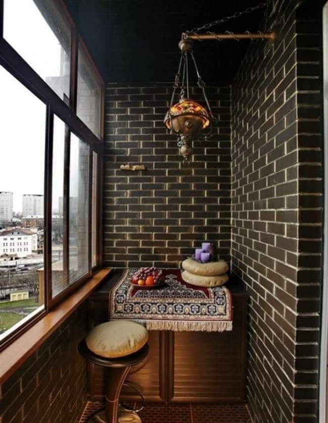 12 идей, как превратить маленький балкон в уголок для отдыха, изображение №2