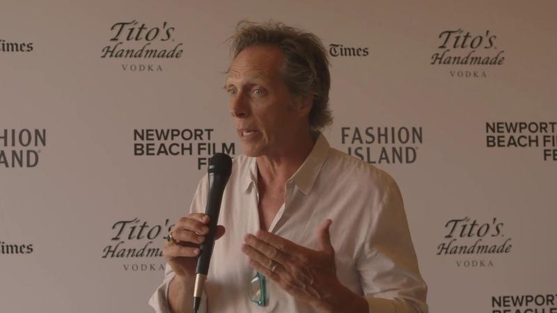 William Fichtner @ the 2017 Newport Beach Film Festival [rus sub]