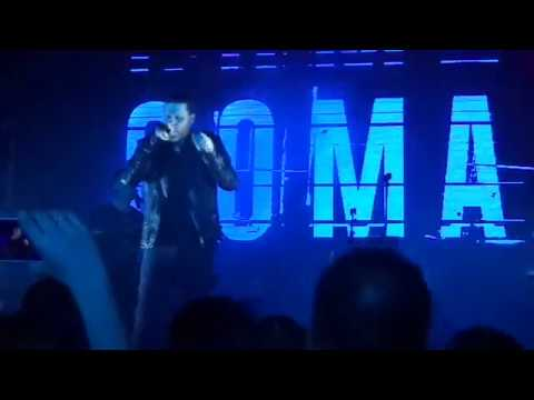 Coma Alliance Trembler Live in Saint Petersburg Aurora Concert Hall 15 02 2019