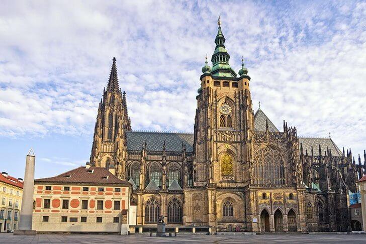 Достопримечательности Праги. Часть 1., изображение №8