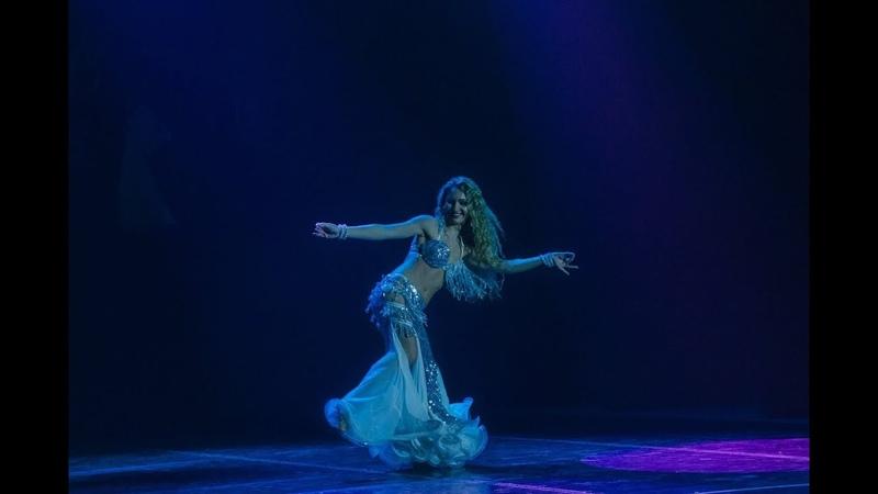 Anna Samoteeva Gala show GODDESS OF THE ORIENT 2018