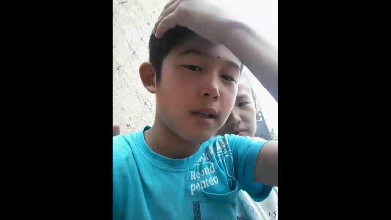 Doszhan Aman - Live
