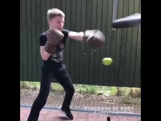 Strength of Body. Будущий чемпион