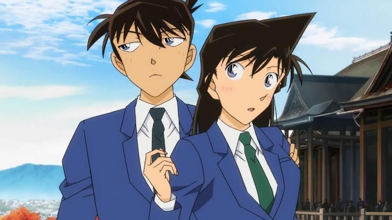 【Shinichi Kaito】 PARTNERS IN CRIME || ft. Ran Mouri