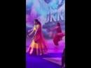 SanayaIrani Show first JknMegaShowcase 1st August 2018 SanayainThailand @jknofficial @AnneJkn @thaich8 @IndFilmThailand @tha_ash