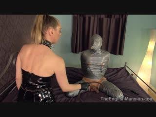 Bondage fuck puppet