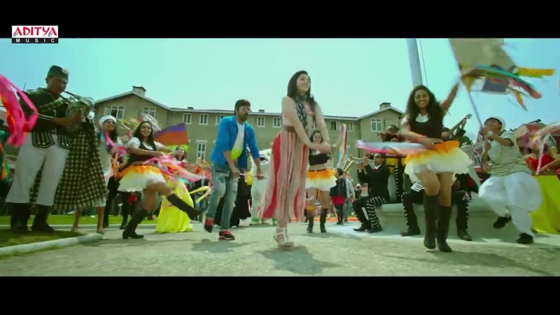 Alabe Alabe Full Video Song _ Raja The Great Videos _ Ravi Teja, Mehreen _ Sai K