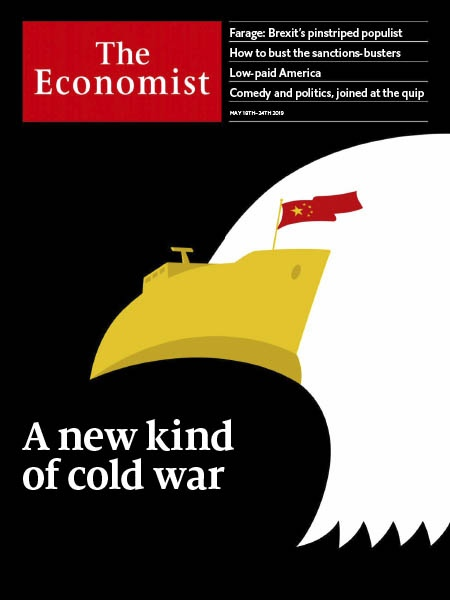 The Economist USA 05.18.2019
