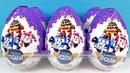 СЮРПРИЗЫ РОБОКАР ПОЛИ Шоки Токи ИГРУШКИ мультики про машинки Robocar Poli Surprise eggs unboxing
