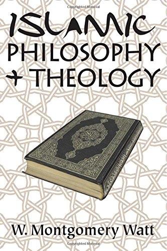 WM Watt Islamic philosophy and theology