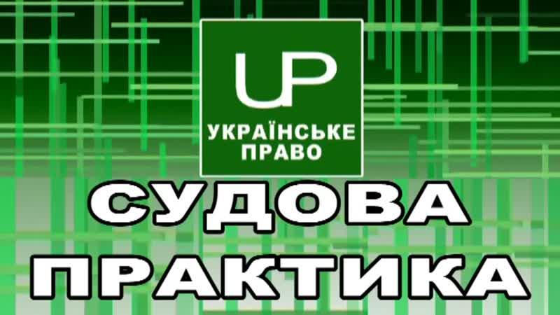 Виконавче провадження і апеляційне провадження Судова практика Українське право Випуск 2019 05 16