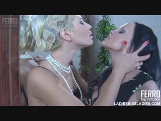 Ferro network ladies kiss ladies cameron amp hatty lesbians лесбиянки ласкаются girls gg лижут s