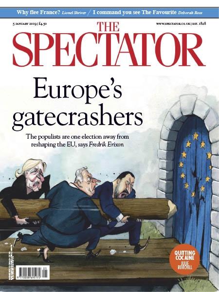 The Spectator 05.01.2019
