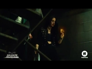 Shadowhunters 3x04 Promo Thy Soul Instructed PROMO! ShadowhuntersSeason3 By the Angel!