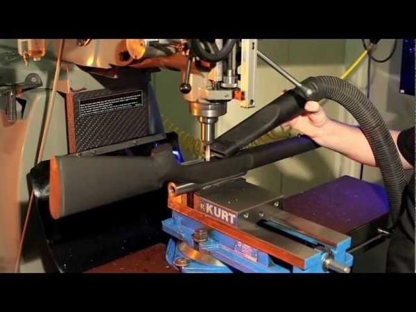 Installing a Badger Ordnance M5 trigger guard