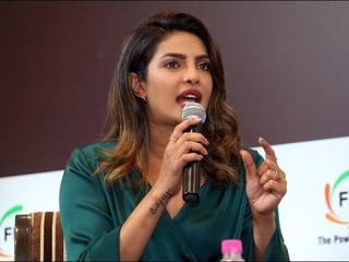 Priyanka Chopra Full Speech At Delhi FICCI Ladies Event   Challenging the Status Quo & Forging Paths