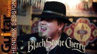 Gi Hendrix Session | Black Stone Cherry Perform Tired Of The Rain & Bad Habit in the Hendrix Flat