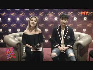 Seungri exclusive interview at X-infinity World Music Show Case in Malaysia