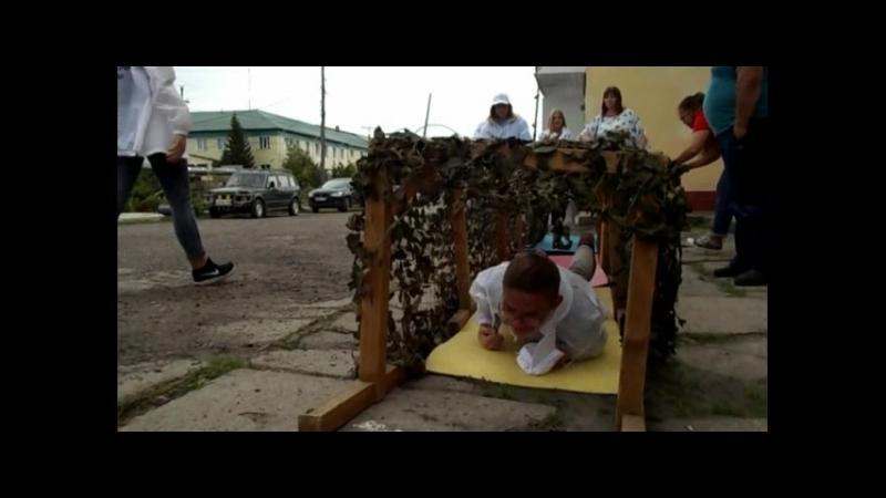 историческийквест курскаядуга Боготол ВолонтерыПобеды