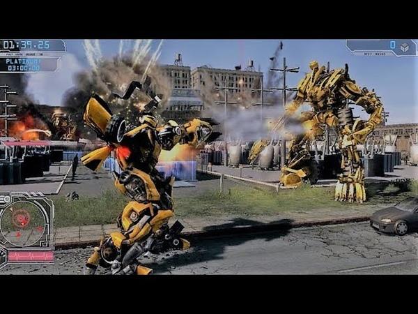 Transformers Revenge of The Fallen ойнаймыз. Казакша летсплей