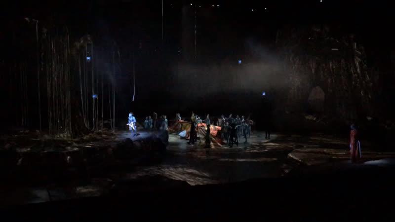 Cirque Du Solei Toruk Avatar