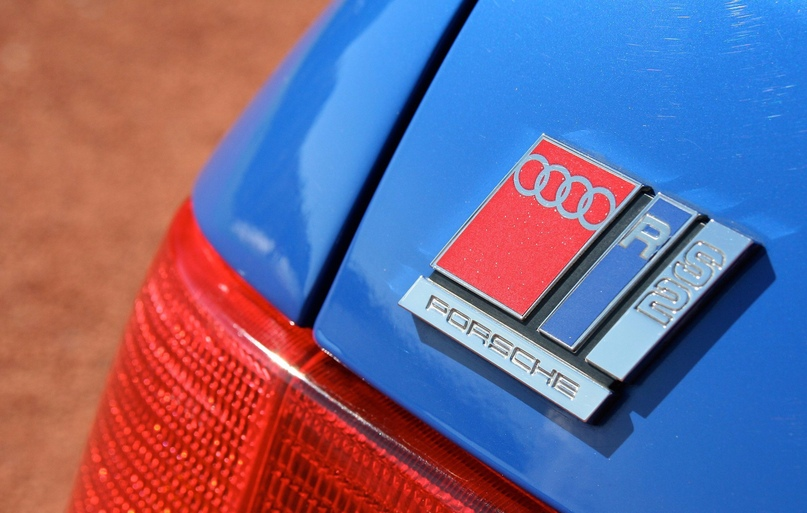 Audi Avant RS2 (RS - RennSport - Автоспорт)