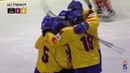 2019 IIHF | World Championship | U20 | Division II Group A | Roumania vs. Espania | Full Game