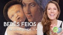 Bebês Maravilhosos da Arte VIVIEUVI