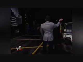 Vince McMahon and Trish Stratus moments (2001)