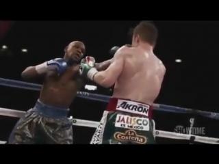 Классика бокса - Флойд Мейвезер